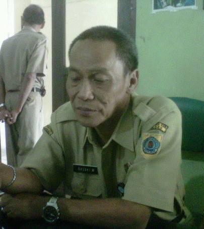 Basuki W, Kepala Bidang Pasar Dinas Perindustrian dan Perdagangan (Disperindag) Kabupaten Brebes