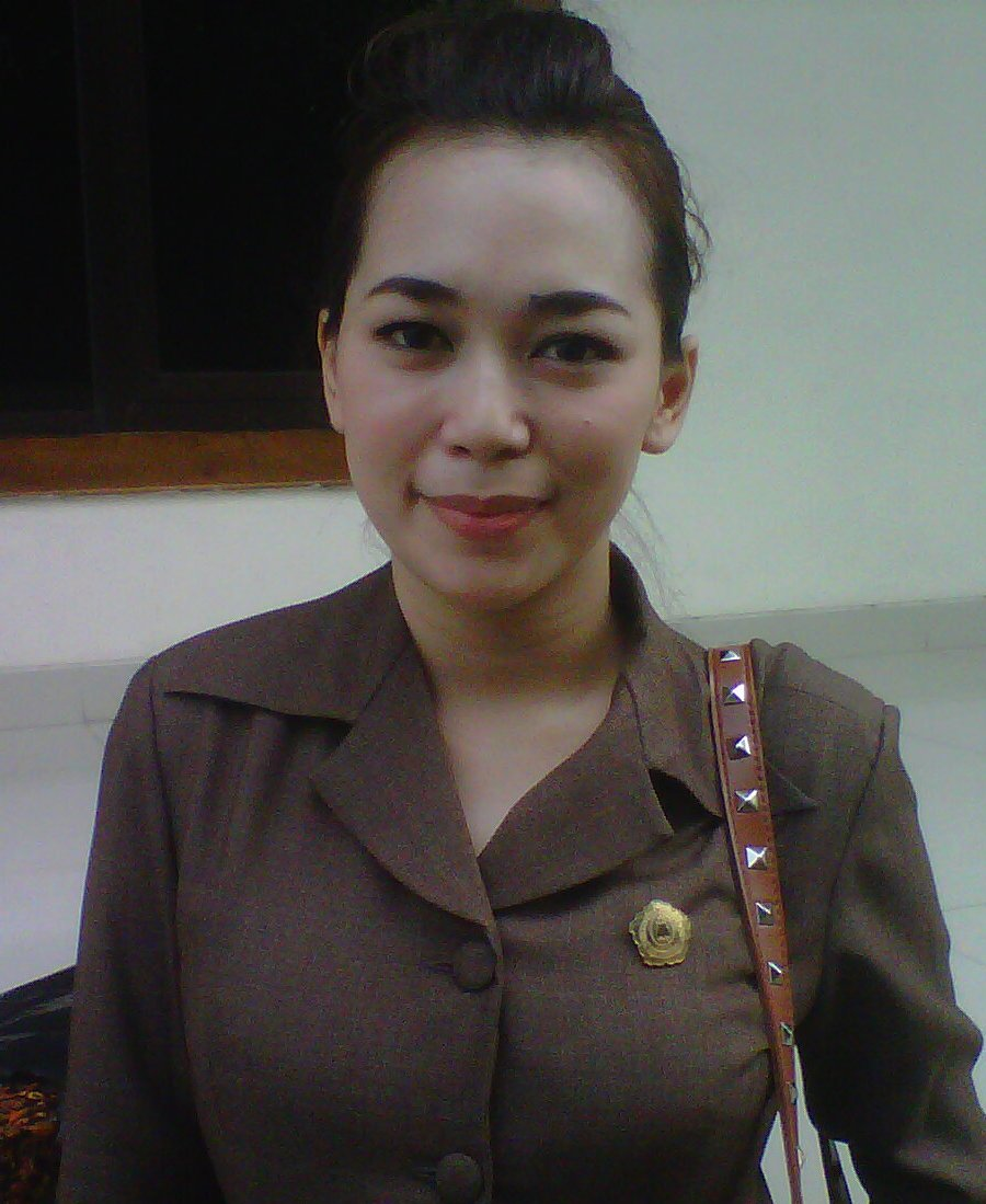 Meilan Fauzi anggota komisi I DPRD Kabupaten Brebes dari Fraksi Partai Demokrat
