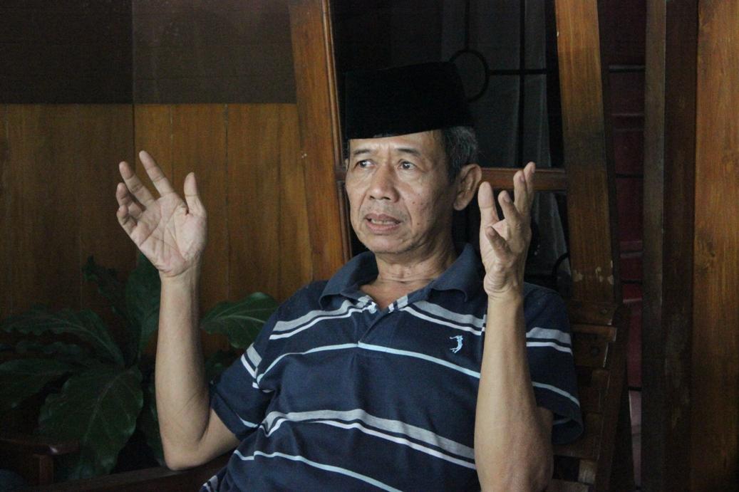 KH. Ahmad Tohari Penerjemah Alquran dalam Bahasa Banyumasan