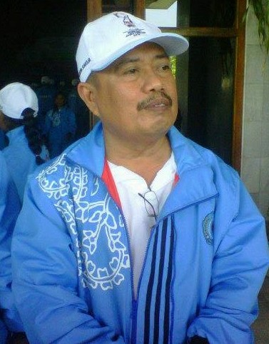 Wahidin Soeja, Ketua Komite Olahraga Nasional Indonesia (KONI) Kabupaten Brebes