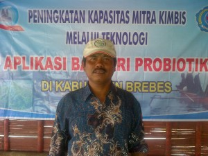 Sumarjo pengguna Tehnologi Probiotik