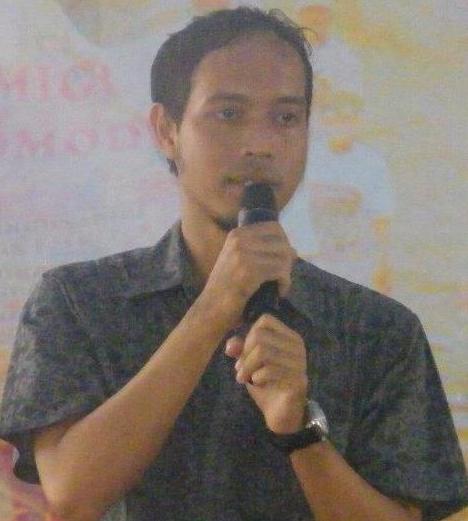 Jamaludin, Aktifis Buruh Migran yang memeberikan Advokasi kepada Caski TKI asal Brebes