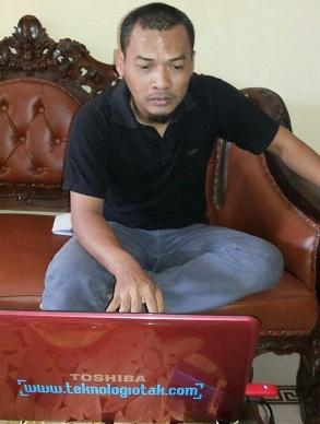 Anton Rizali,SH Ketua Perwakilan LBH Provinsi Jawa tengah untuk Brebes