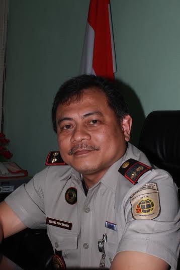 Gunung Jayalaksana,SE.MM, Kepala Kantor Pertanahan Kab Brebes