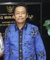 Kepala DKP Brebes Tandi APi