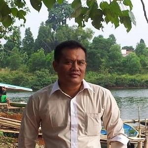Wamadiharjo Ketua Persatuan Seak Takrow Indonesia ( PSTI ) terpilih masa bakti  2015-2020