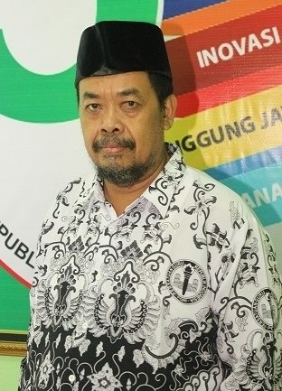 H. Muntoyo,MPd. Kepala MTs Model Brebes Jawa Tengah