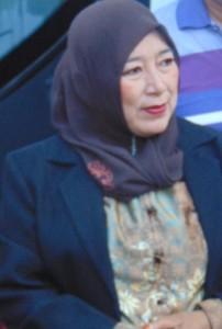Waraskah Yanti,SH. anggota DPRD terpilih di Pemilu Legsilatif 2014 dari partai Demokrasi Perjuangan (PDI-P)
